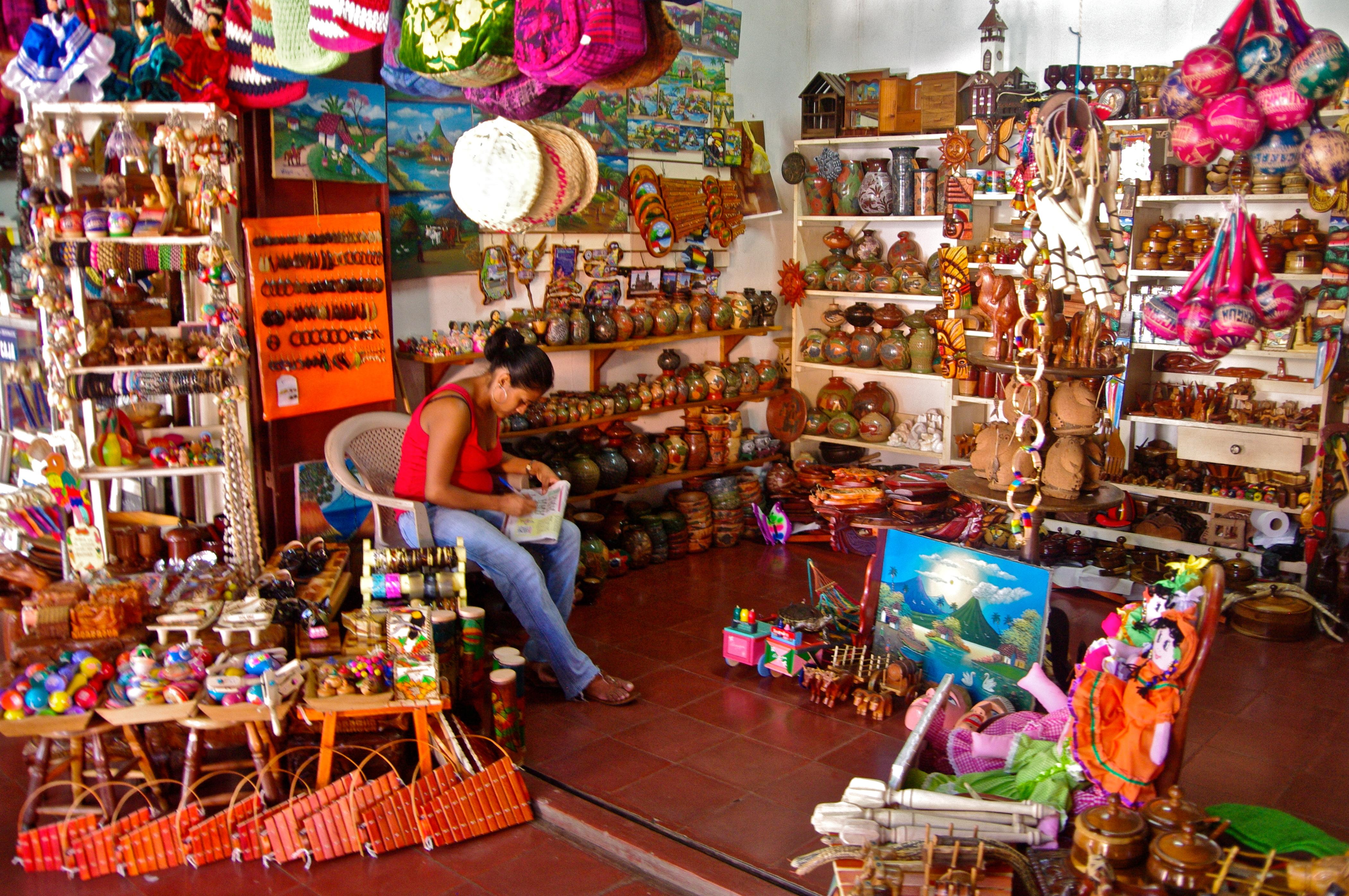 Online Shopping Handmade Crafts